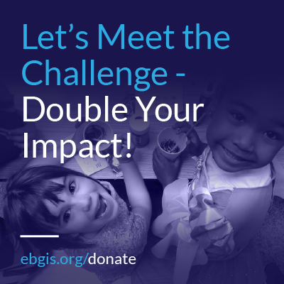 Let's Meet the Challenge - Double Your Impact!