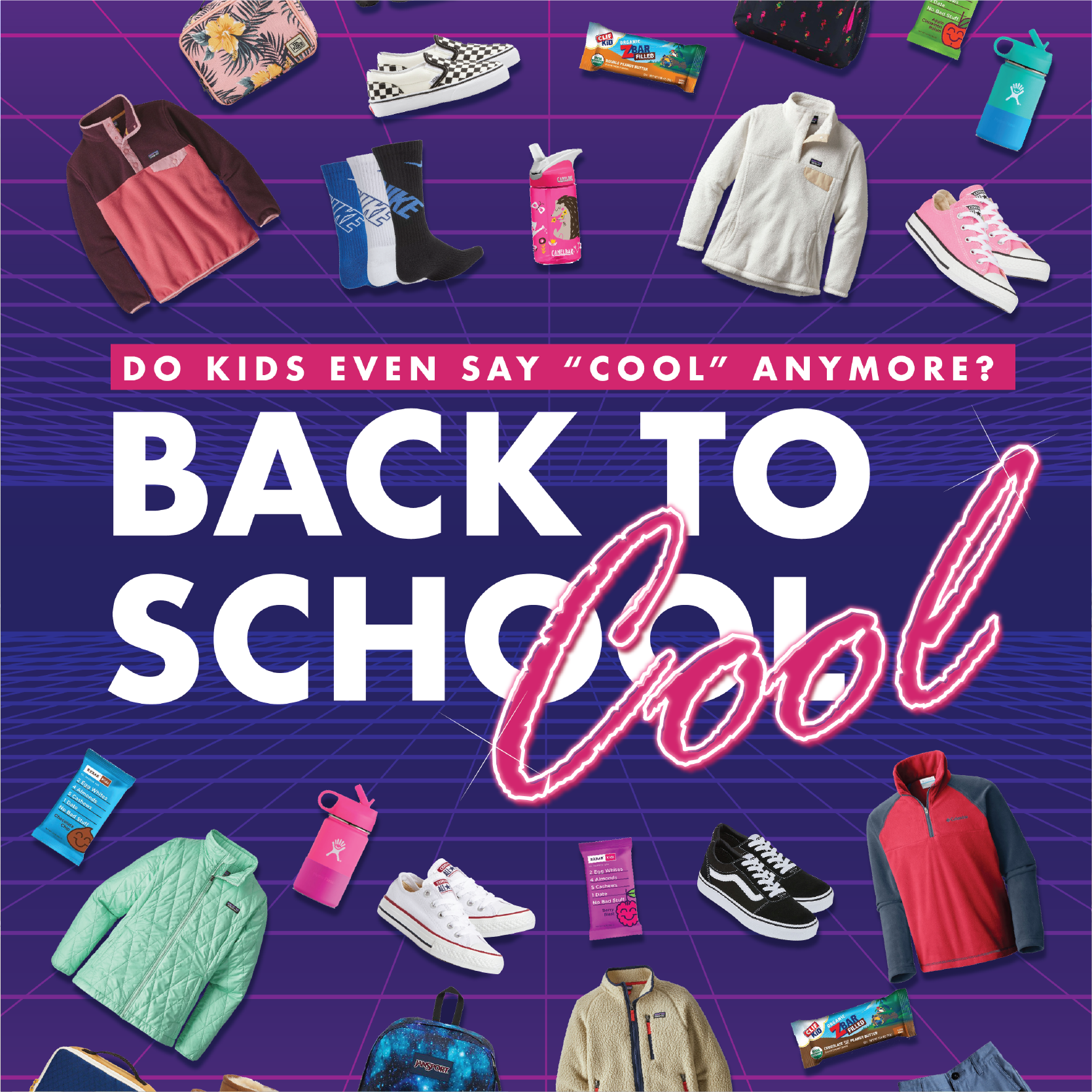 Back to Cool (er, we mean School) with Sports Basement