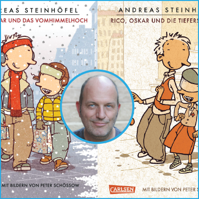 Live Readings - Andreas Steinhöfel
